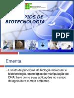 Aula 1 Biotecnologia