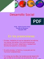 #3 Desarrollo Social