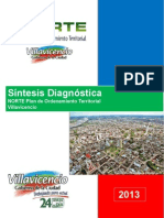 Sintesis Diagnostica POT NORTE Villavicencio Marzo 25-2013