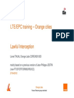 16 - LTE-EPC Training LawfulInterception Vf Avril2012