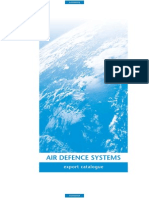 Air Defense Systems Export Catalogue From Russia