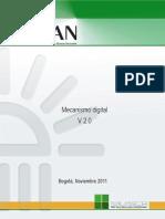 Mecanismo Digital DIAN ( FIrma digital)