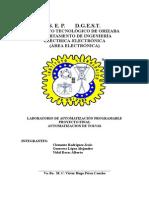 Reporte Proyecto Final Automatizacion de Tolvas