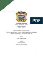 1 Reporte de Inv. Teresa Campos S. UV 14 Oct 2014