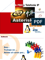 Introduccion Asterisk Pbx