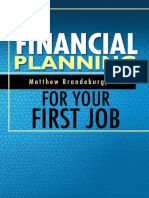 Financial Planning for Your First Job