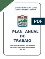 i.e 11257 Papayo Desaguaderero - Plan de Trabajo 2012 (1) (1) (1)