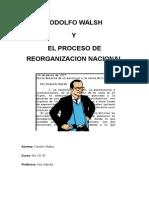 Monografia de Rodolfo Walsh