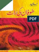 Taufan Ki Raat by a.hameed