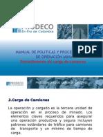 03 Procedimiento de Carga de Camiones Prodeco (1)