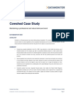 Cowshed Case Study