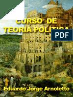 Curso de Teoria Politica Eduardo Jorge Arnoletto