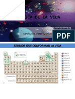Química de La Vida