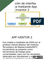 Creación de Interfaz Grafica Mediante App Inventor 2