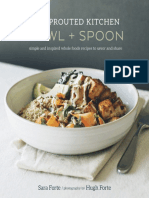 The Sprouted Kitchen Bowl and Spoon - Recipes