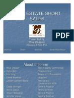 Short Sales Slides