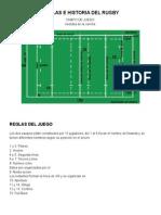 Reglas e Historia Del Rugby