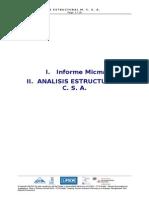 Reporte Final Del Analisis Estructural m. c. s. a.