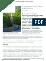 Daños Ambientales, Los Pecados de Las Hidroeléctricas