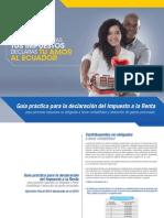 Impuesto a La Renta 2015 Ecuador Guia