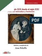 Pensar El Siglo XIX Desde El Siglo XXI. Nuevas Miradas y Lecturas - Peluffo, Ana (Ed.)