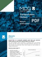 Características Alucork