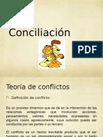 procedimiento conciliacion