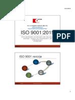 Iso9001 2015 Revizija Prezentacija d Vukovic 2014-04-23