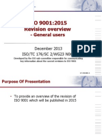 LT-132 ISO 9001_2015 Revision Overview