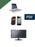 aparatos tecnologicos