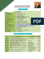 Sintesis 01-2010 Curriculum LFR Colombia