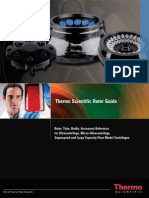 Thermo Scientific Rotor Guide