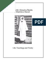 Cheikh Ahmadou Bamba - Life, Teachings and Poetry (3rd Edition)