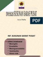 Infeksi Susunan Saraf