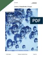 Bioelem Biomolec Agua