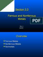 3.3rev.4~Fer.&non-Ferr. Metals