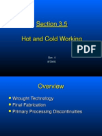 3.5rev.4~Hot & Cold Working