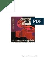 Aguinis Marcos - Cantata de Los Diablos