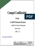 Be657 Compal LA-6851P123