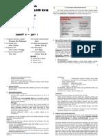 Tentir Hematologi Onkologi - Sum II Part I