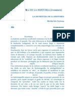 LA ESCRITURA DE LA HISTORIA Res.docx