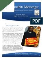 The Barnabite Messenger ~ Vol. 40 no. 1