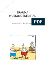 (29April) Muskuloskeletal Injury - Dr. Basuki Supartono