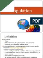 Population MLS 2E