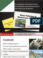 Wastewater Impact