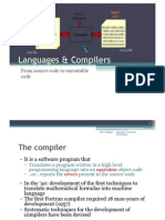 01 - Languages and Compilers