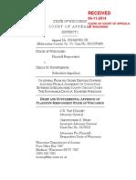 Brief of Plaintiff-Respondent - State of Wisconsin v. Kelly M. Rindfleisch - 2013AP0362CR