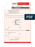 GATE 2014 Civil Engineering Solved Question Paper Morning Session
