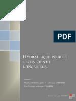 Hydraulique Pour Les Techniciens Et Les Ingénieurs
