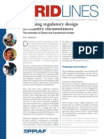 REgulatory Design